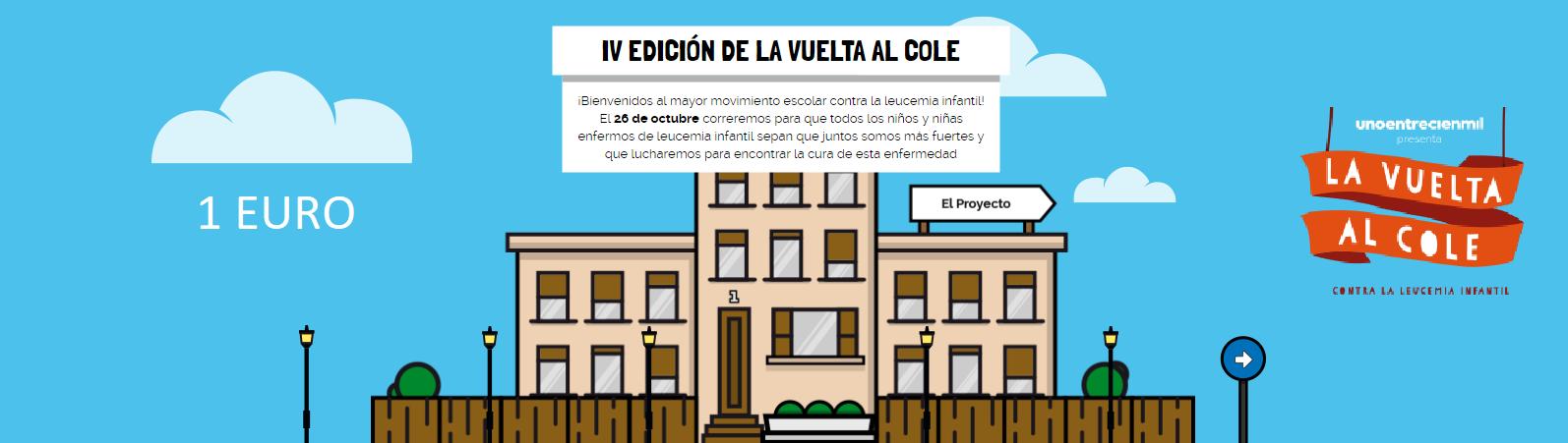 V edición de la Vuelta al cole por la leucemia