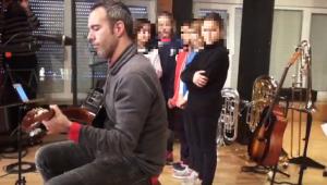 Vídeo del festival de música «Santa Cecilia»