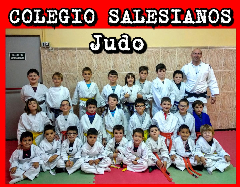Extraordinario grupo de Judo