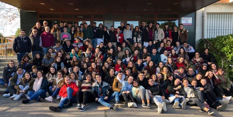 Campobosco en Logroño: el camino de Jesús… ¿el de nuestra vida?