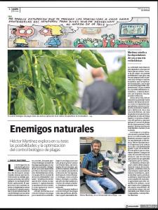 Profes inquietos. Hoy en Diario La Rioja