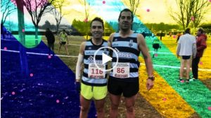 VIDEO: cross escolar del Club Deportivo