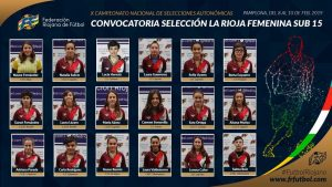 Fútbol: Aitana Muñoz, convocada para la Selección. ¡Felicidades!
