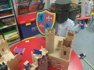 Los castillos y la Edad Media
