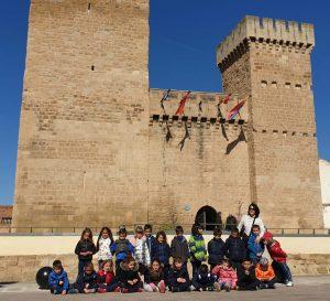 Visitamos el castillo de Aguas Mansas en Agoncillo