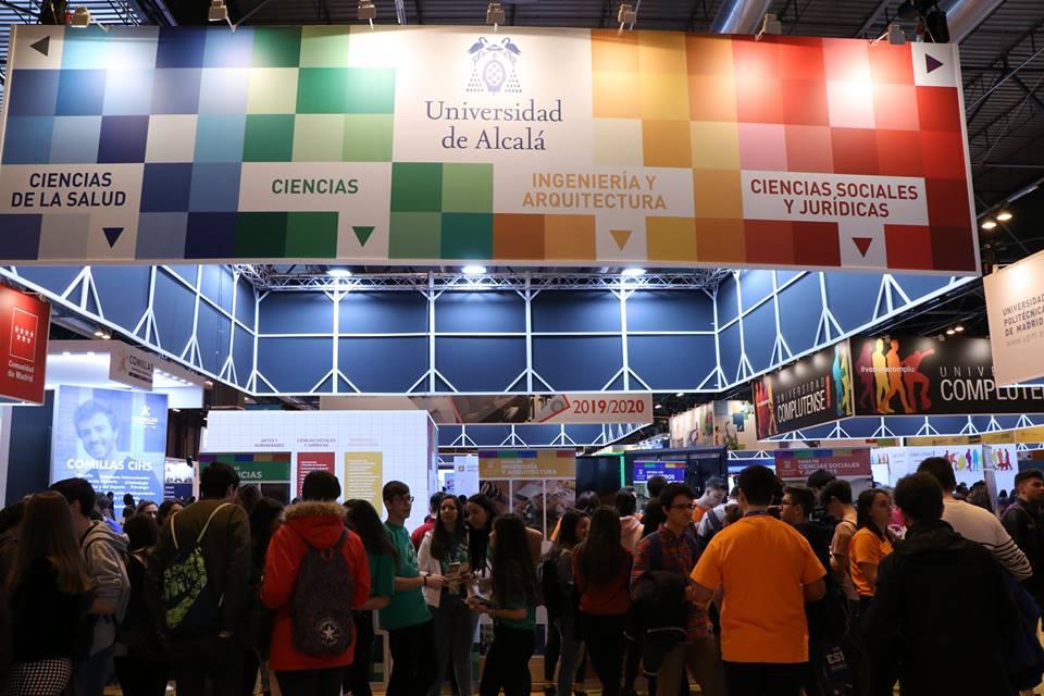 Salón Internacional del Estudiante, Madrid