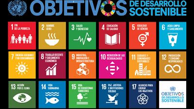 ¡A por los Objetivos de Desarrollo Sostenible!