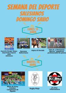 Semana Deportiva 2019
