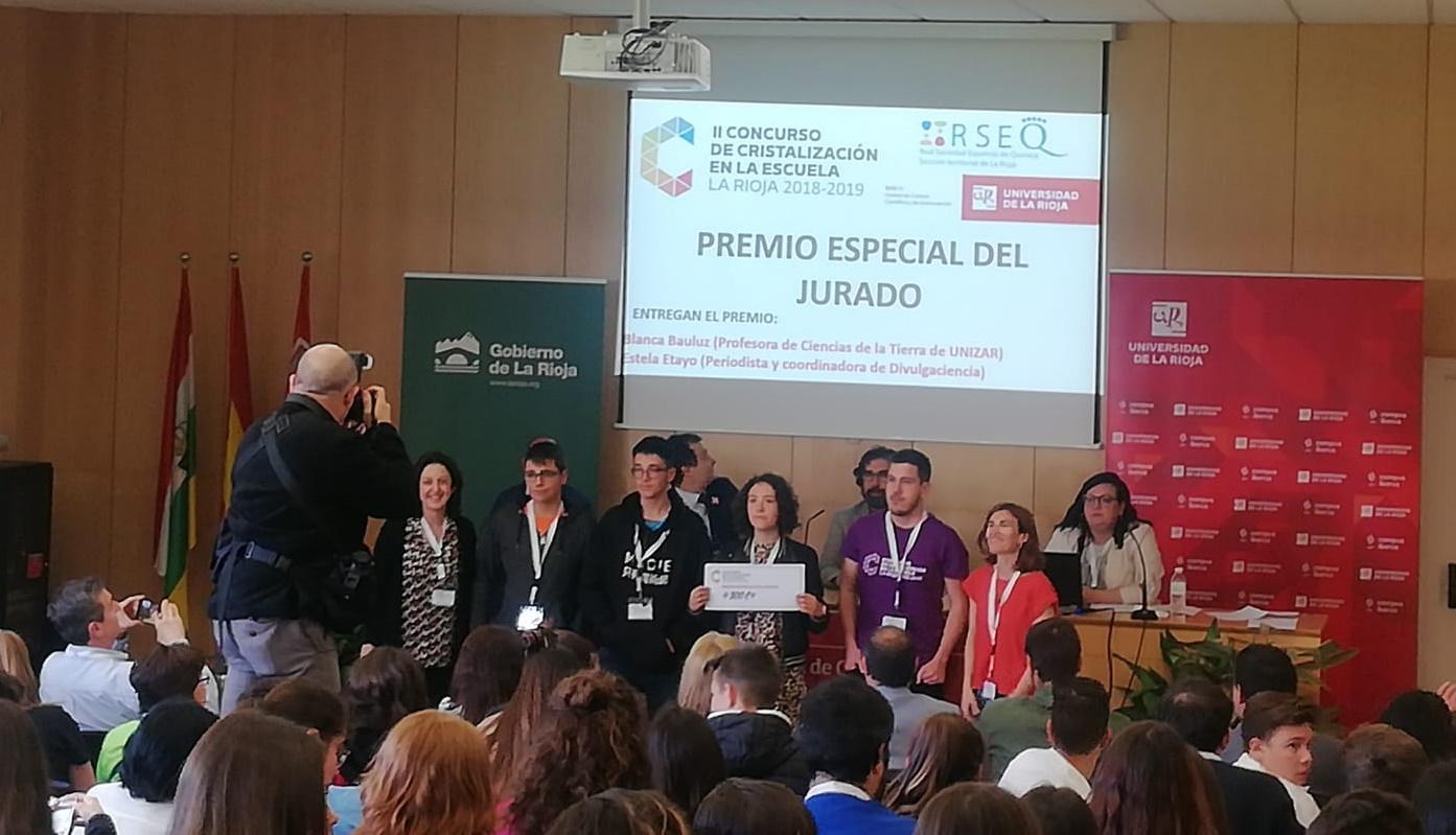 Domingo Savio: Premio Especial del Jurado en el Concurso de Cristales