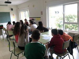 Segundo año de CEHS: Centros Educativos Hacia la Sostenibilidad