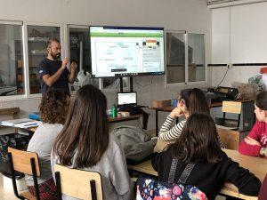 CEHS: Nuestros alumnos preparan las investigaciones del diagnóstico de este curso