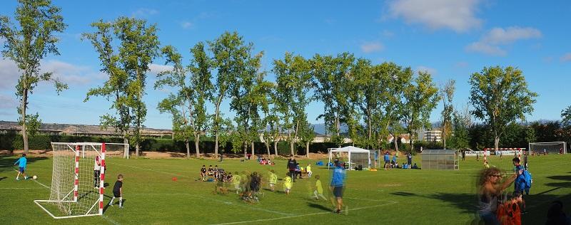VI Torneo Salesianos, una auténtica fiesta del fútbol