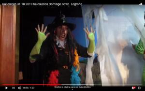 Lee más sobre el artículo VIDEO: Halloween 2019