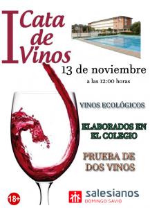 AGENDA. Alumnos de ESO presentan sus primeros vinos ecológicos: Miércoles 13, 12:00.