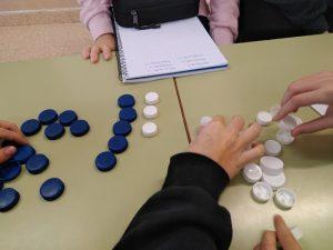 Manipulando las matemáticas
