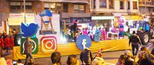 Salesianos, protagonistas del Carnaval