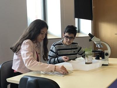 Talleres CEHS en la Casa de las Ciencias