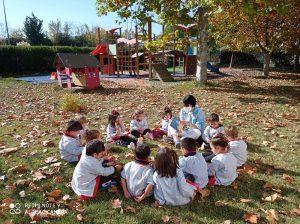 El otoño es color en Infantil