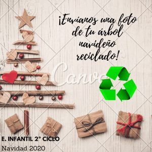 Campaña «Árboles reciclados»