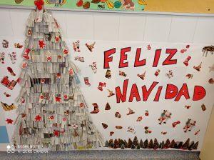 Las clases de Infantil se visten de Navidad