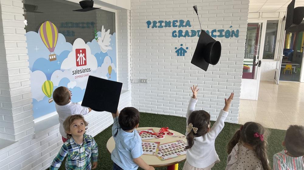 Graduación de la Escuela Infantil