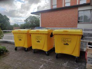 Lee más sobre el artículo Convenio de Contenedores de Reciclaje