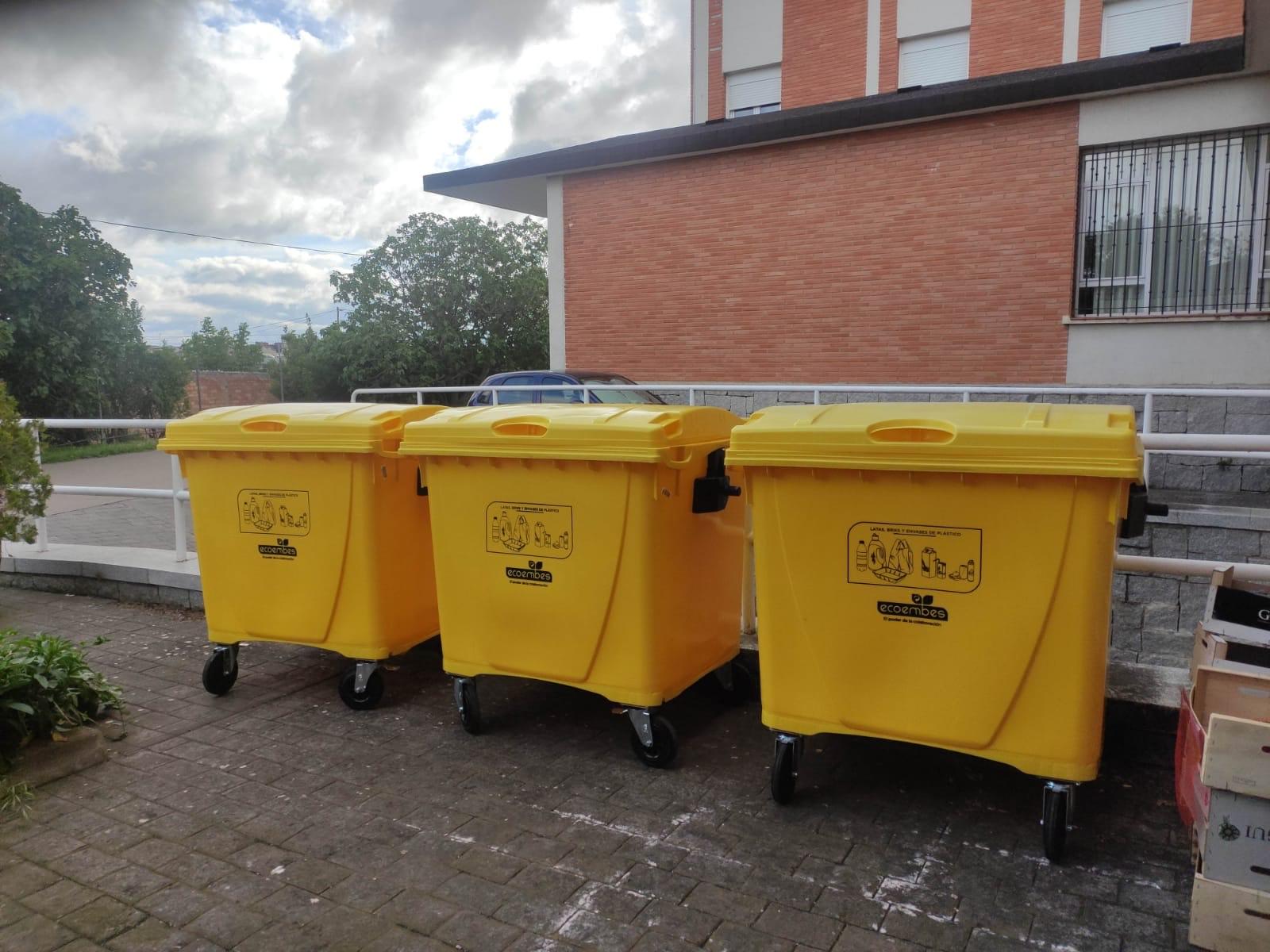 Convenio de Contenedores de Reciclaje