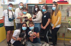 Lee más sobre el artículo Visitamos el Centro de Acogida de Animales